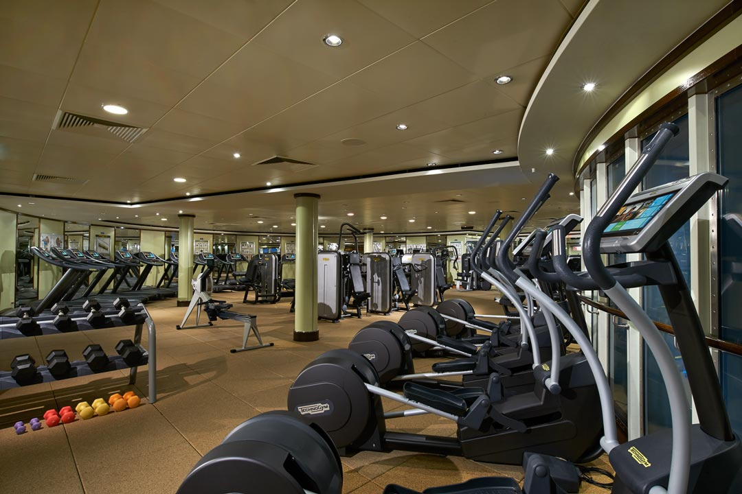 Barong Fitness Center